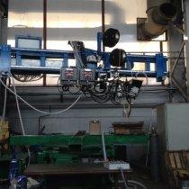 наплавка под флюсом, оборудование для наплавки